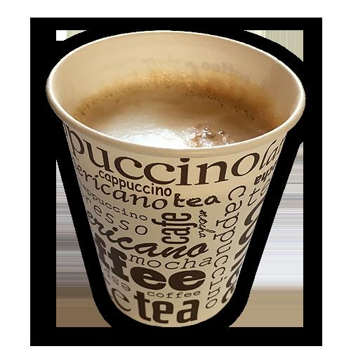 Kávé az automatából!